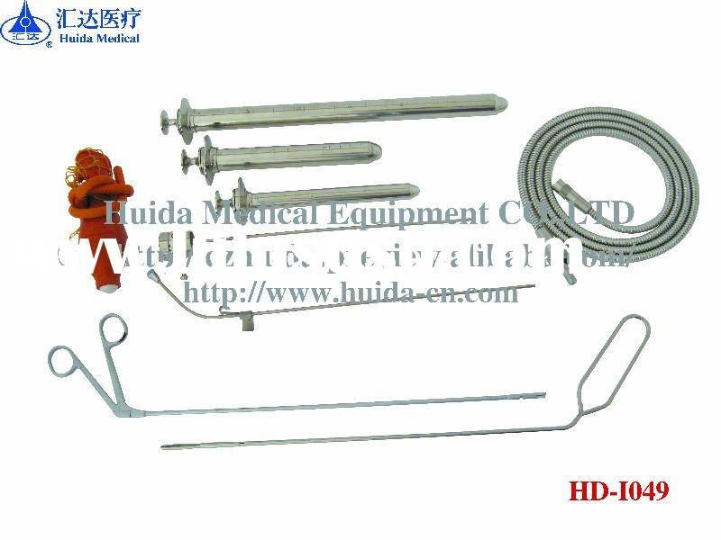 surgical instruments/ Sigmoid proctoscope/ surgical instruments