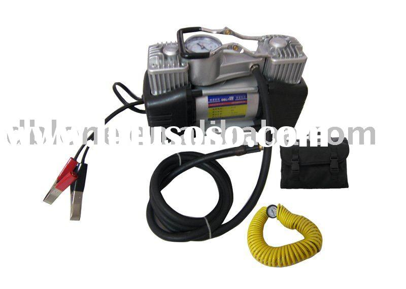 tire pump/tire inflator/ metal air compressor