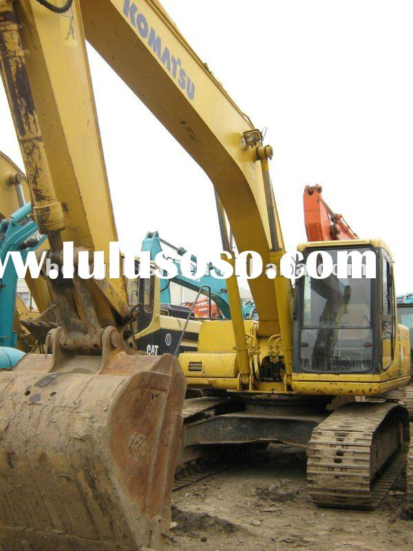 used Komastu excavator PC200-6 Origin in Japan in BEST price