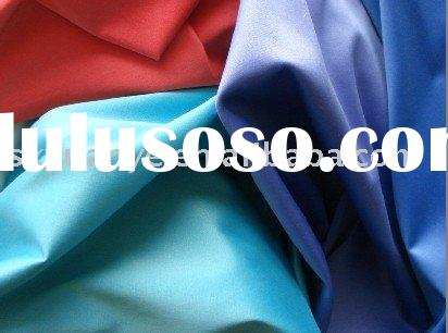 wedding/evening dress&ladies shirts fabric ---charmeuse poly/cotton satin fabric