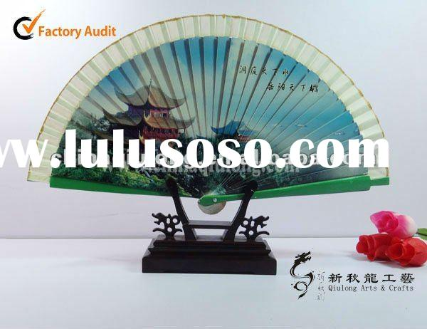 wooden hand fans,hand held fans, craft fans, paper fans,gift hand fans, fashionable hand fans