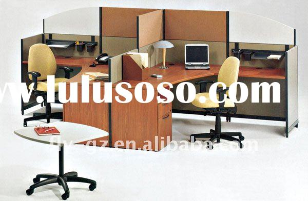 workstation table/cheap computer desk/durable office furniture