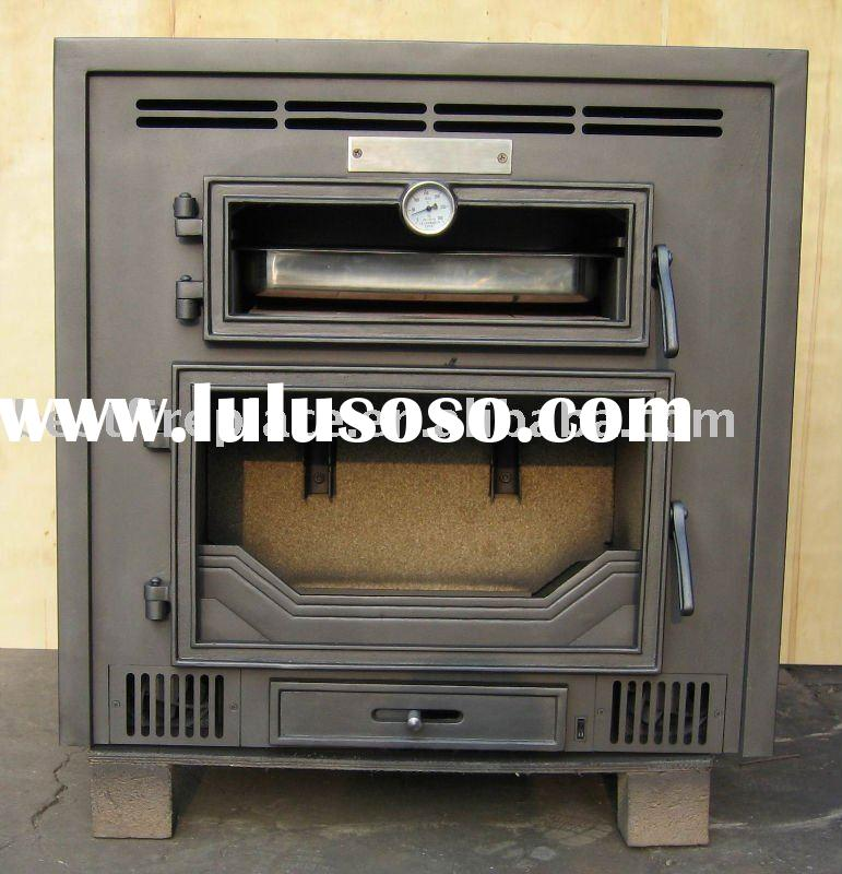 12KW Wood Burning Stove with oven