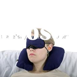 13432 Travel Comfort Kit (pillow+eye mask+ ear plugs)