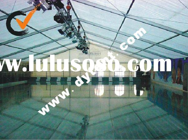 15x50m swimming pool cover sports hall tent