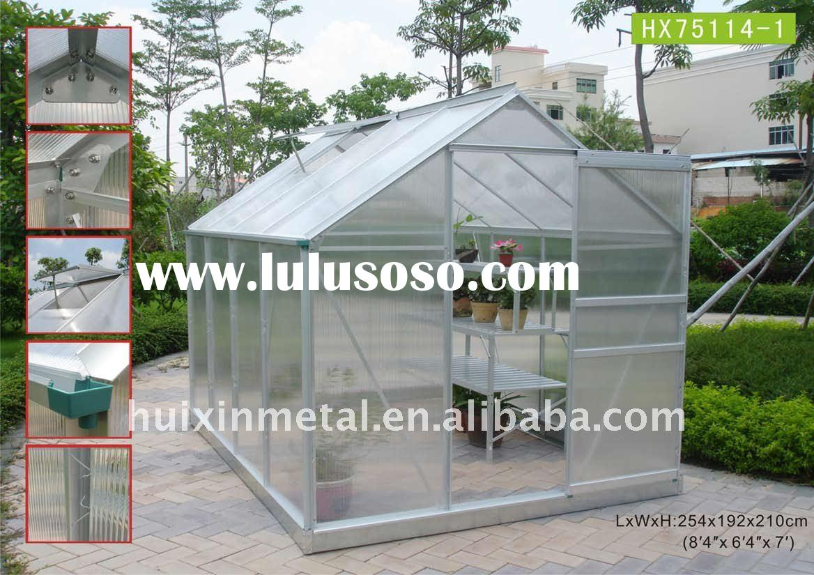 2012 most widely used greenhouse equipment