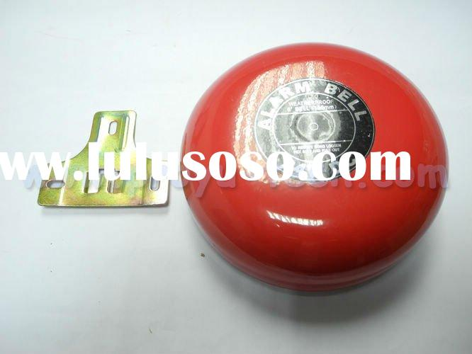 "2-wire, 24VDC,6"" Alarm Bell for fire alarm system PY-SIR3"
