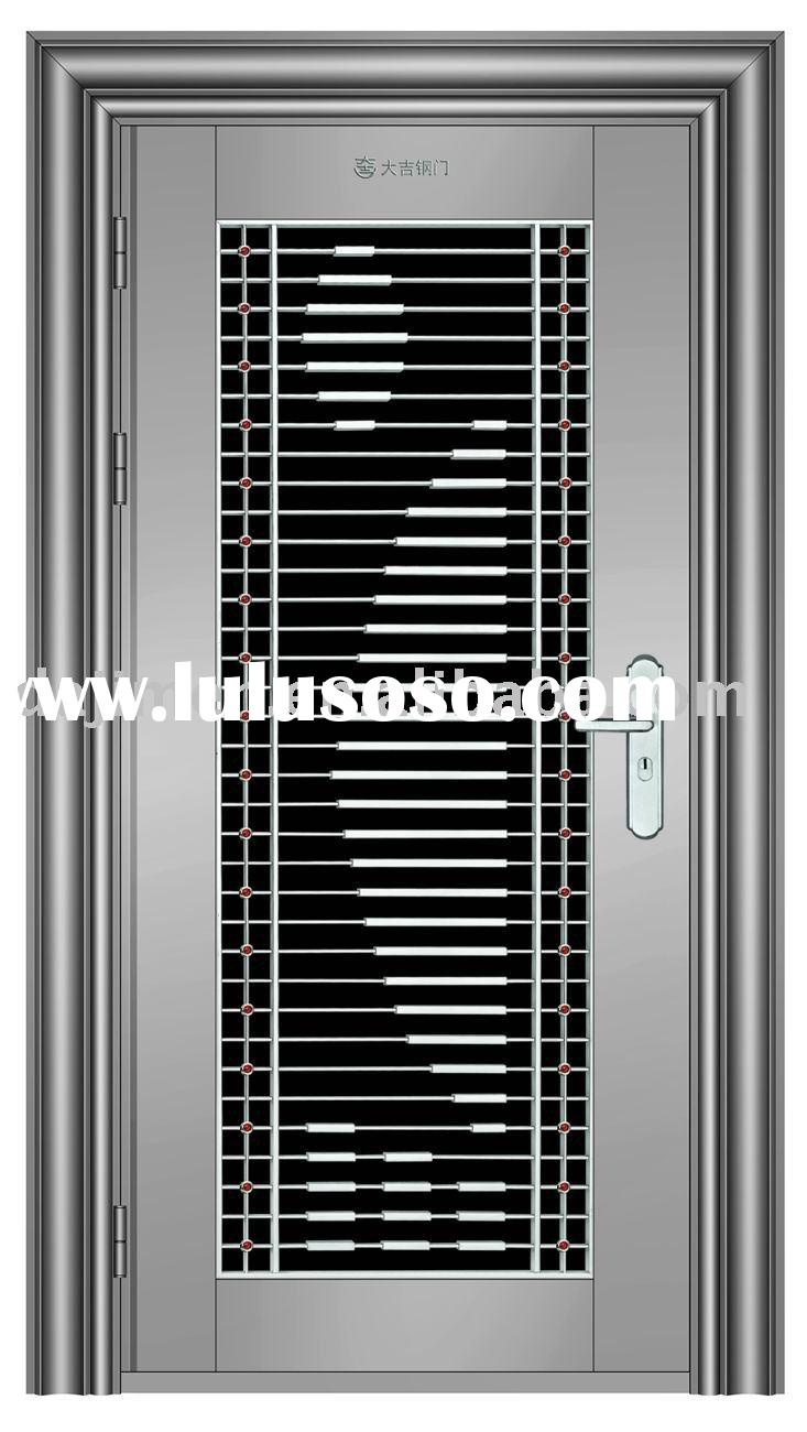 Grill steel door grill steel door manufacturers in for Exterior window grill design