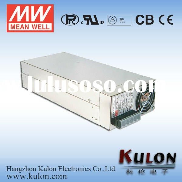 750W power supply with PFC,Meanwell SP-750-12 12V DC Switching Power Supplies/SMPS/PSU