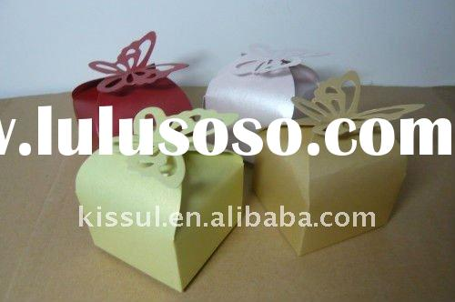 Bomboniere Wedding Favors Boxes favors wedding boxes Butterfly gift boxes 2011 newest