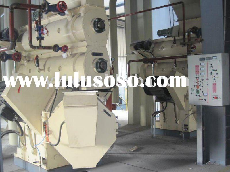 Complete Animal Feed Pellet Processing Line/Plant
