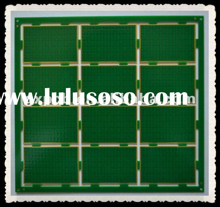 Double sided PCB for led 1.6mm ROSH compliant shenzhen