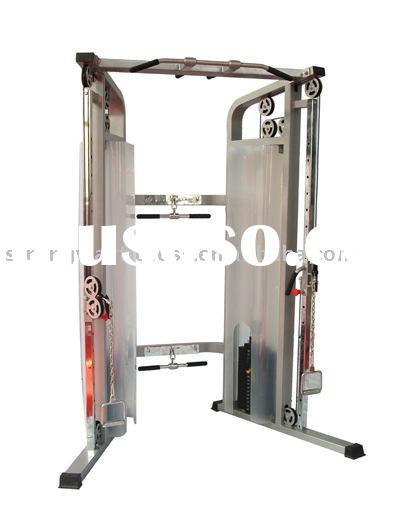 Fitness equipment/Gym equipment/Exercise equipment/lifefitness/Dual Pulley System(KK04)