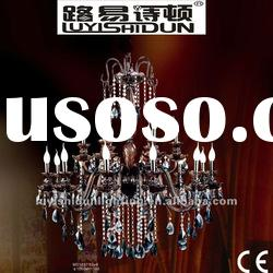 Hot! 2012 European style modern crystal chandelier/Pendant lamp(MD1037/12+6)