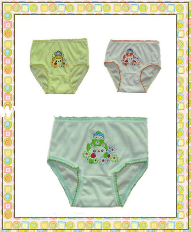Hot Sale Children Thongs Underwear