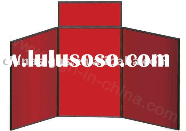 Pop up display Flex Panel System, 1*3