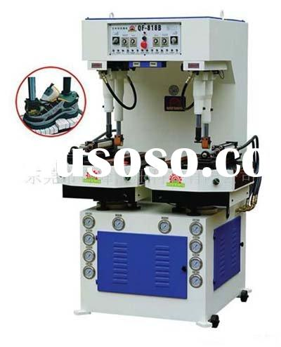 QF-818 Italy technology Shoe Sole pressing machine
