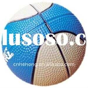 RUBBER BASKETBALL&BASKET BALL---RA038