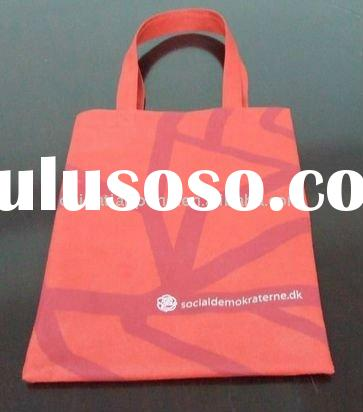 Recyclable non-woven tote bag with beautiful printed