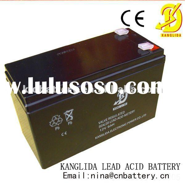 SLA deep cycle power safe battery
