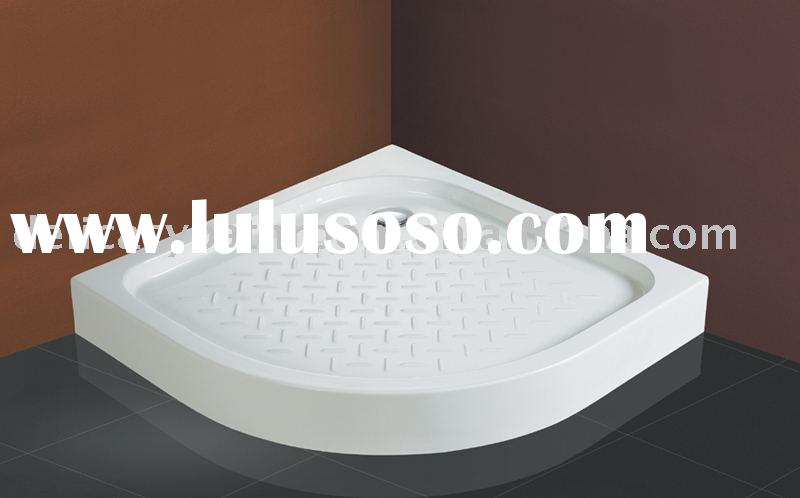 Solid Surface, Artificial Marble, Stone Resin Shower Tray