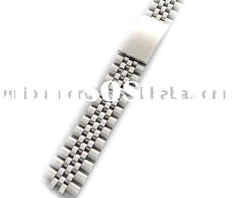 Stainless Steel Watch Band, band, bracelet for men's or lady's watches