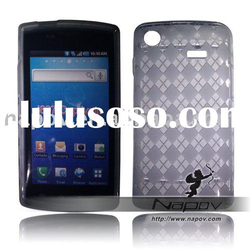 TPU cell phone case for samsung Galaxy S i897 Captivate