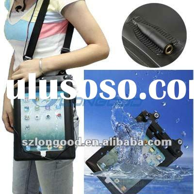 Waterproof Bag Case Cover for iPad 3 / for iPad 2 / for iPad + Audio Line