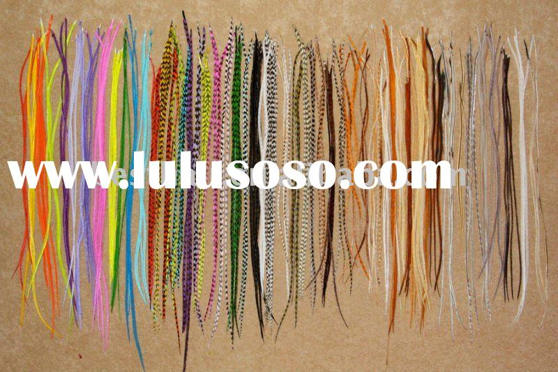 Synthetic Feather Extensions Wholesale 82
