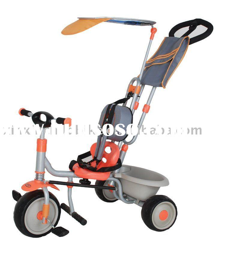 baby umbrella tricycle ,children pedal tricycle ,steel baby tricycle (EN71,3C approved)