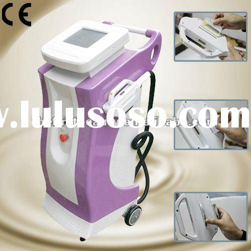 ipl shr hair removal equipment skin tag removal machine