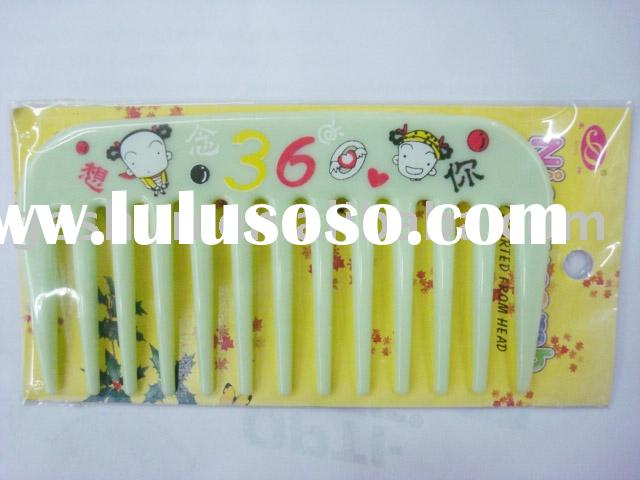 plastic comb,fashion hair comb,mini comb,gift comb, promotion comb, plastic hair comb