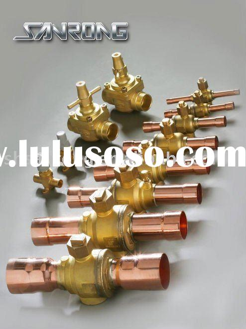 refrigeration equipment ball valve