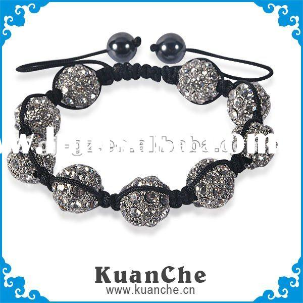 shamballa costume jewelry made in china wholesale