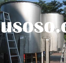stainless steel lpg storage tank