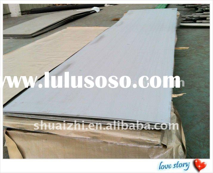 surface finish polished stainless steel sheet 304