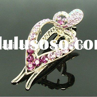 wholesale rhinestone hair accessories for girls