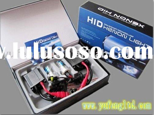 12v 35w single beam auto hid xenon kit H7 3000k to 30000k