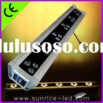 18x3W high power LED wall washer light