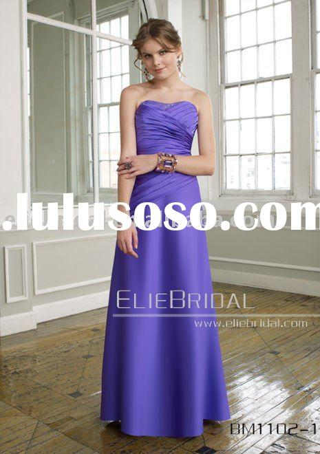 2010 New Style Beautiful Prom Dresses Evening Dresses bridesmaids dress