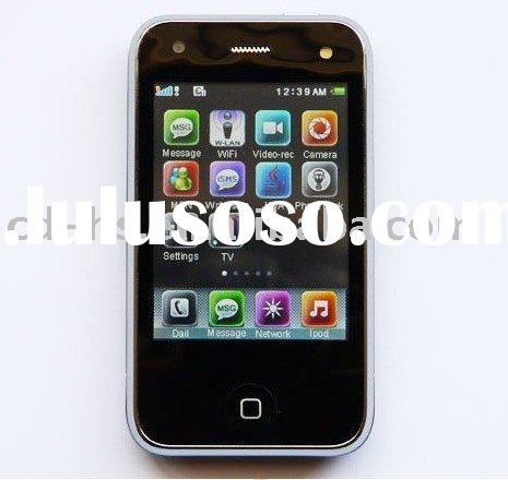 2011 MINI Mobile WIFI Phone N5,Dual Sim Cards Dual Standby Mobile Phone