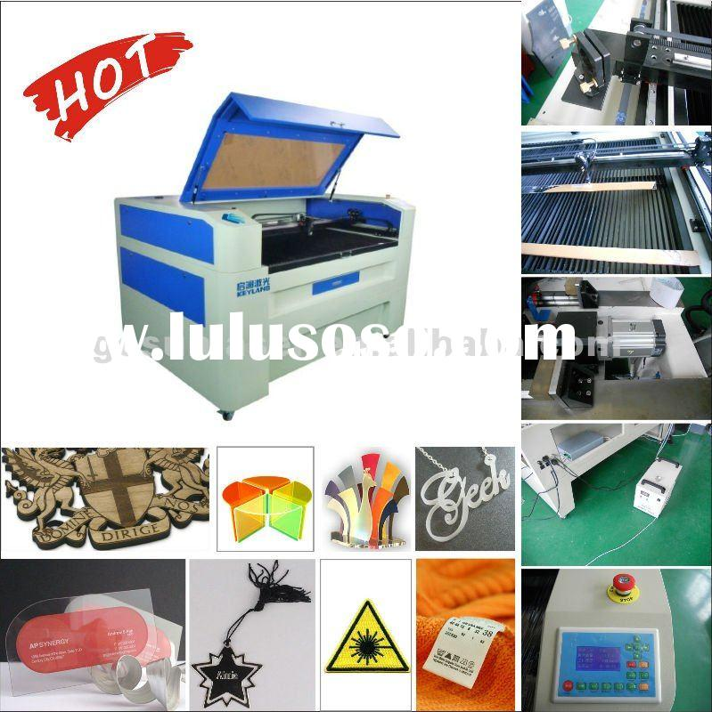 2012 Hot Sale Co2 Multifunction Laser Cutting Engraving Marking Paper Plywood Balsa Wood Plexiglass
