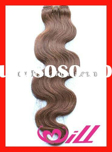 24 Inch Body Wave Indian Remy Hair Human Remy Hair Hair Weft