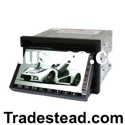 2 Din touch screen Car Stereo with GPS,IPOD,Bluetooth,TV