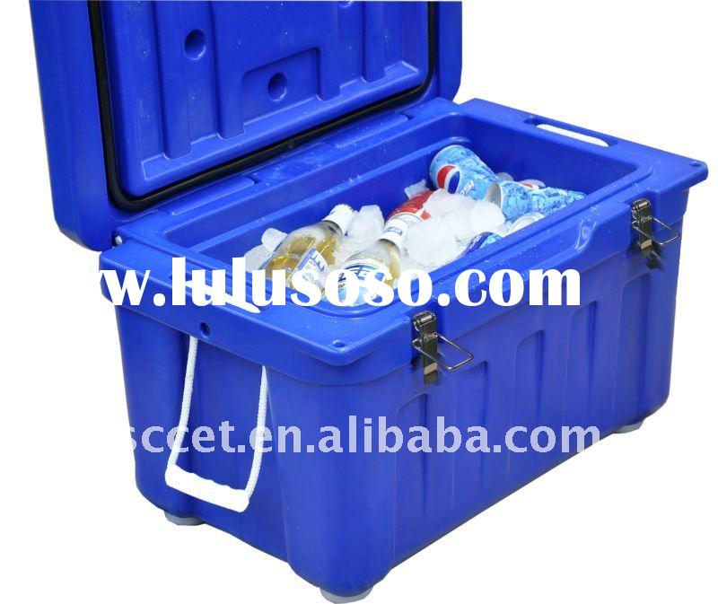 34L Cooler box/Rotomolded box/Insulated cooler box Blue