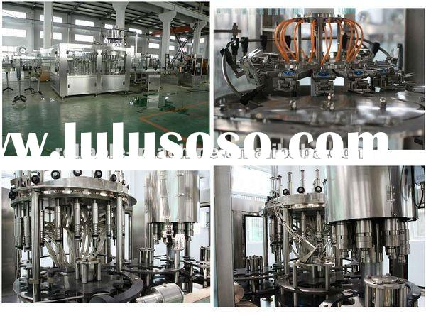 3-in-1 Automatic Mango Juice Beverage Processing Machinery