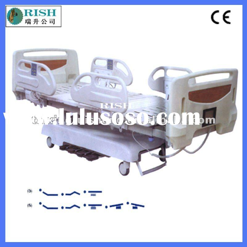 4 Motors Most Advanced Hospital Electric Bed