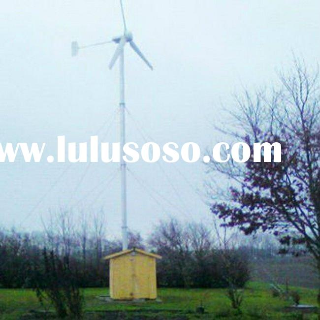 5kw household wind generator/vertical wind generator/vertical axis wind generator