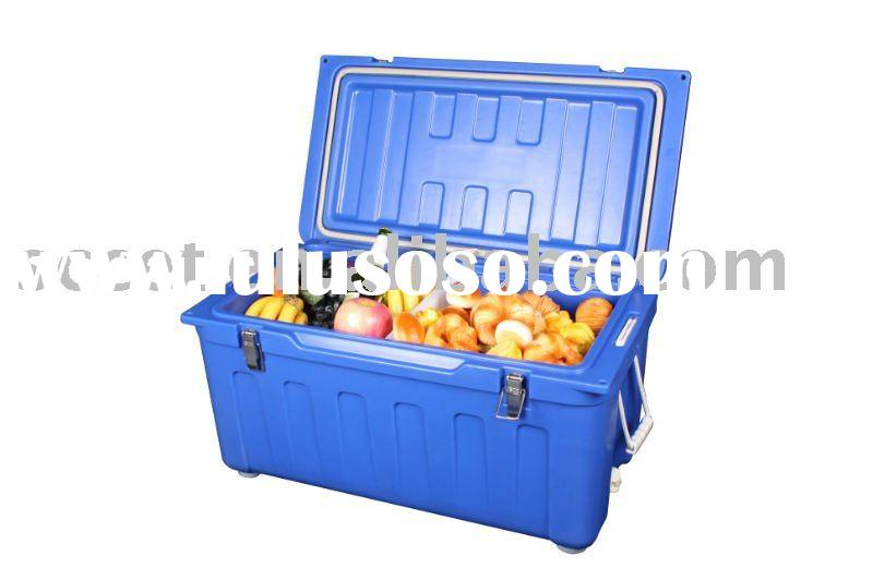 80L Rotomolded Plastic Esky Chilly Bin Cooler Box (Marine & Camping)