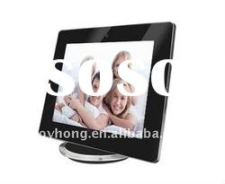 8 inch digital photo frame new design